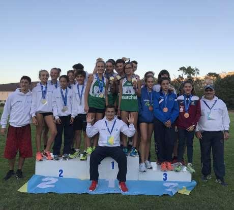 Trofeo Coni Kinder + Sport Senigallia